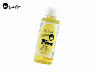 Bob Ross 花卉調合油:OIL PAINT MEDIUM-118ml